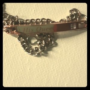 Jewelry - His queen bracelet